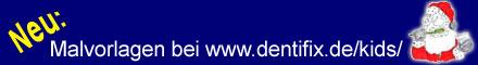 Malvorlagen bei Dentifix für Kids